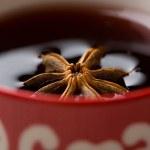 Hot Christmas glogg drink — Stock Photo