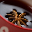 Hot Christmas glogg — Stock Photo