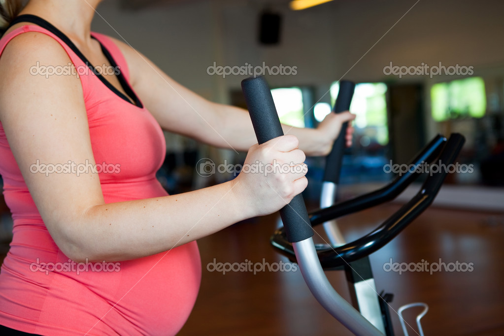 Тренажер эллипсоидный для беременных 21