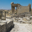 Ruins of Dougga - Stock Photo