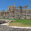 Stock Photo: Ruins of Dougga
