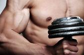 Atletik erkek — Stok fotoğraf