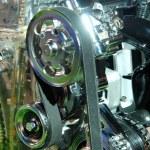 Car engine part — Stock Photo