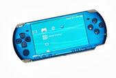 Portable PSP viedo game — Stock Photo