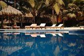 Lovely pool — Stock Photo