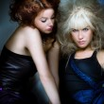 filles de mode — Photo
