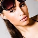 Sunglasses portrait — Stock Photo #3174945