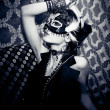 Royalty-Free Stock Photo: Masquerade