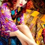 Fashion girl — Stock Photo #3176180