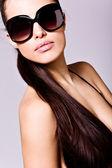 Portrait de lunettes de soleil — Photo