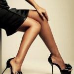 vysoké podpatky — Stock fotografie