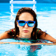 In swimming pool — Stock Photo #3684714