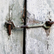 Cracked wood and key — 图库照片 #3184159