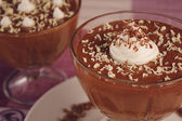 Chocolate mousse 5 — Stock Photo