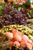 Assortment of exotic fruits (2) — Stock Photo