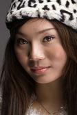 Gorgeous asian girl — Stock Photo