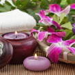 Relaxing spa treatment (2) - Foto de Stock