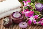 Relaxační lázeňská léčba (1) — Stock fotografie