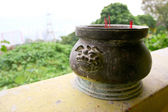 Incense-pot — Stock Photo