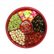 Chinese New Year - Chinese Candy Box — Stock Photo #3195636