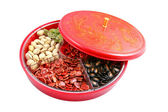Chinese New Year - Chinese Candy Box — Stock Photo