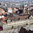 Market Square in Wroclaw — Stock Photo