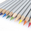 12 Color pencils — Stock Photo #3189941