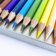 color pencils — Stock Photo #3190042