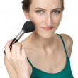 Stock Photo: Make up
