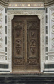Door Of The Church — Stock Photo