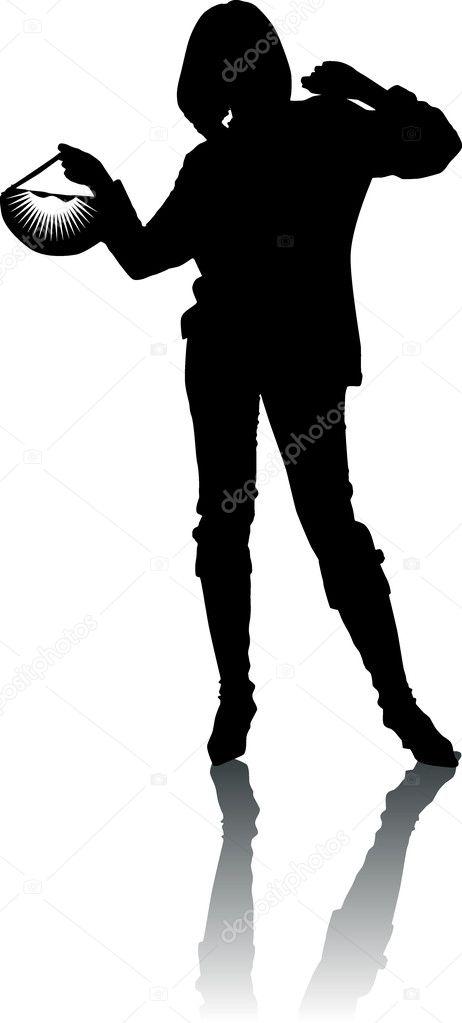 Одежда Женская Силуэт С Доставкой