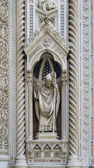 St. Genobris in Florence — Stock Photo