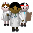 Medical Team — Stock Photo #3240864