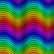 Spectrum waves — Photo