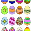 Decorated Eggs - Photo
