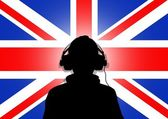 UK music — Stockfoto