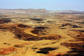 Ramon Crater — Stock Photo
