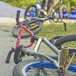 Stock Photo: Bmx bike