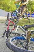 Bmx bike — Stock Photo