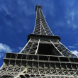 Tower Eiffel in Paris — Stock Photo