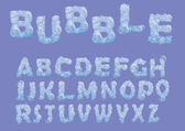 Text bubbla — Stockvektor