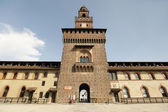 Castello Sforzesco / Sforza — Stock Photo