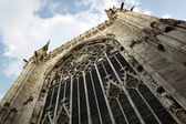 Milan Cathedral (Piazza del Duomo) — 图库照片