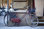 Italienische fahrrad — Stockfoto