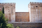 Alcazaba of Alhambra — Stock Photo