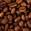 Royalty-Free Stock Photo: Coffe beans background