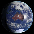 Planet Earth: Australia — Stock Photo