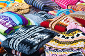 Ethnic clothes — Stock Photo