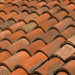 Stock Photo: Roofing tile texture