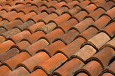 Roofing tile texture — Stock Photo